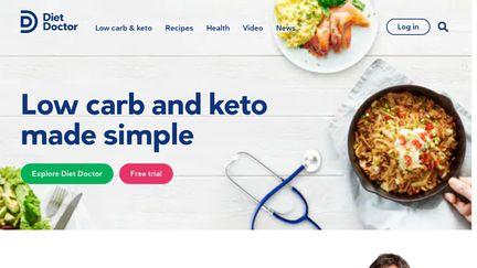 Diet Doctor Reviews - 114 Reviews of Dietdoctor com | Sitejabber