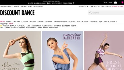 Discount Dance Supply Reviews - 9 Reviews of Discountdance