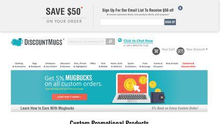 DiscountMugs Reviews - 217 Reviews of Discountmugs com | Sitejabber