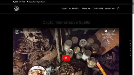 Doctor Bones Love Spells Reviews - 10 Reviews of