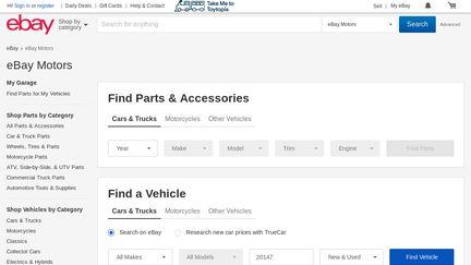 eBay Motors Reviews - 4 Reviews of Ebaymotors com | Sitejabber
