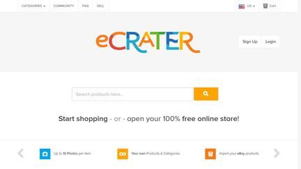 eCRATER Reviews - 114 Reviews of Ecrater com | Sitejabber