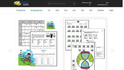 edHelper Reviews - 25 Reviews of Edhelper.com | Sitejabber