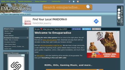 Emuparadise org Reviews - 1 Review of Emuparadise org