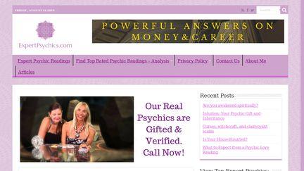 Expert Psychics Reviews - 74 Reviews of Expertpsychics com