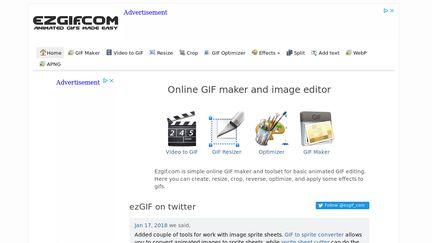 Ezgif Reviews - 1 Review of Ezgif com | Sitejabber