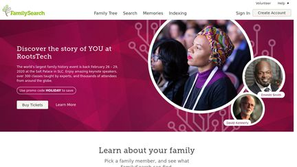 FamilySearch org Reviews - 20 Reviews of Familysearch org