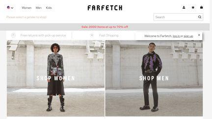 Farfetch Reviews - 961 Reviews of Farfetch com | Sitejabber