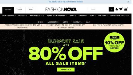 FashionNova Reviews - 12,679 Reviews of Fashionnova com