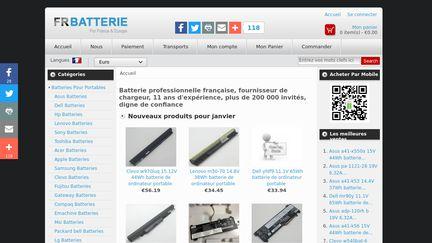 FRBatterie Reviews - 320 Reviews of Fr-batterie com | Sitejabber