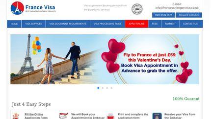 France Schengen Visa Reviews - 15 Reviews of Franceschengenvisa co
