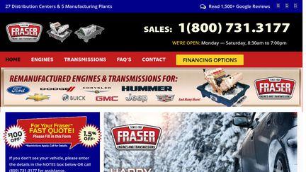 Fraser Engines Reviews - 6 Reviews of Fraserengineco com