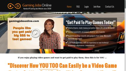 GamingJobsOnline Reviews - 17 Reviews of Gamingjobsonline