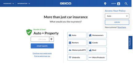Geico Car Insurance Reviews >> Geico Reviews 54 Reviews Of Geico Com Sitejabber