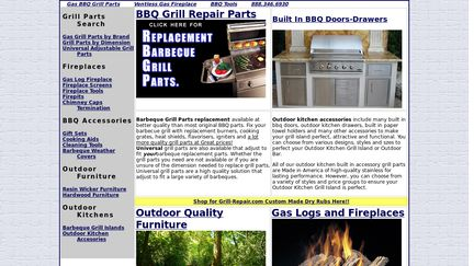 BBQ Grill Repair Reviews - 2 Reviews of Grill-repair com | Sitejabber