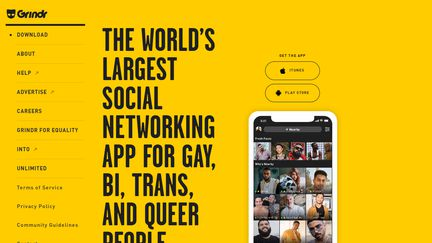 grindr gay apps