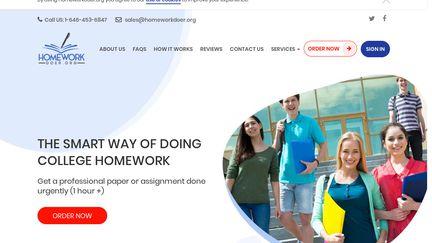 Homework doer