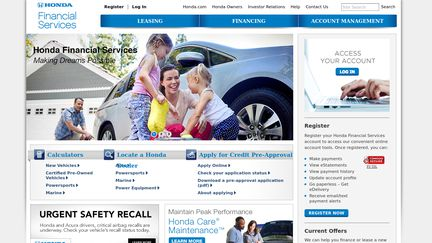 Honda Financial Services Account Management >> Honda Financial Services Reviews 11 Reviews Of