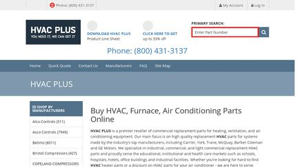 HVAC Plus Reviews - 2 Reviews of Hvacplus com | Sitejabber