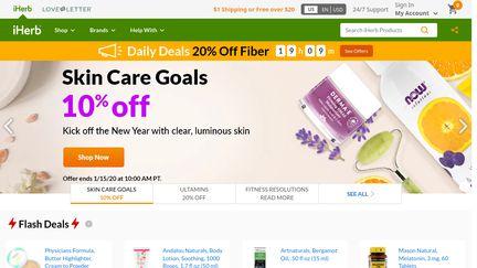 iHerb Reviews - 689 Reviews of Iherb com | Sitejabber