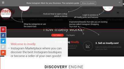 inSelly Reviews - 6 Reviews of Inselly com | Sitejabber
