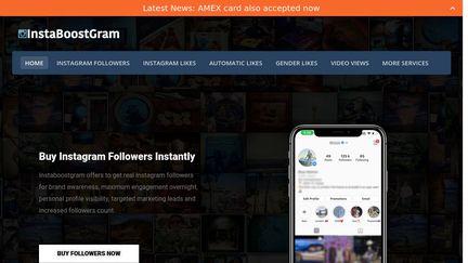 InstaBoostGram Reviews - 164 Reviews of Instaboostgram com
