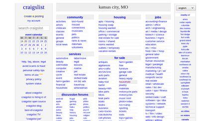 Kansascity.craigslist.org Reviews - 1 Review of Kansascity