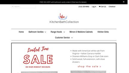 KitchenBathCollection Reviews - 2 Reviews of ...