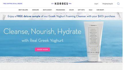 Korres Reviews - 2 Reviews of Korresusa com | Sitejabber