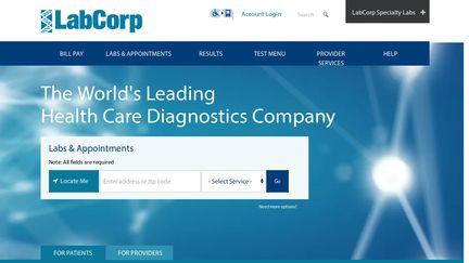 LabCorp Reviews - 104 Reviews of Labcorp com | Sitejabber