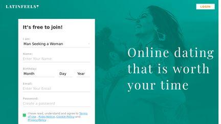 Latinas dating sivusto Pakistan dating keskustelu huoneet