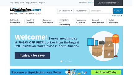 Liquidation com Reviews - 96 Reviews of Liquidation com