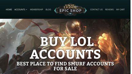 LoL Epic Shop Reviews - 7 Reviews of Lolepicshop com