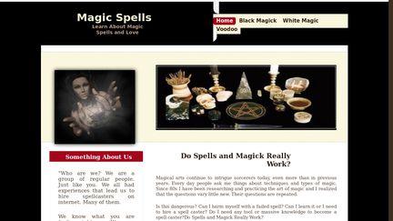 Magic Spells Reviews - 3 Reviews of Lovespells ws   Sitejabber