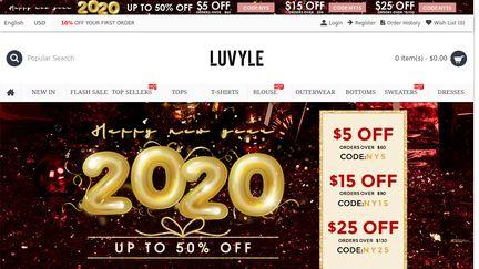 LUVYLE CLOTHING
