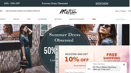 best selection of 2019 discount coupon agreatvarietyofmodels Metisu Boutique Reviews - 9 Reviews of Metisuboutique.com ...