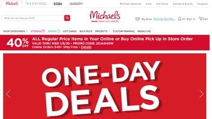 Michaels Reviews 34 Reviews Of Michaels Com Sitejabber
