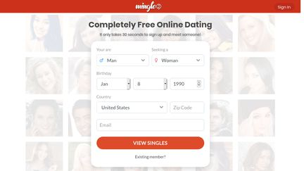 Gratis dating site Mingle2