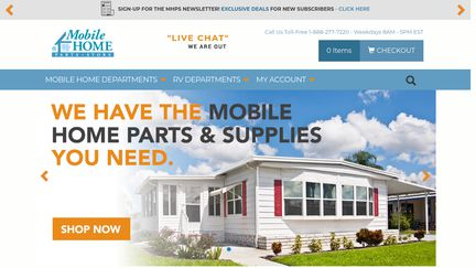 Mobile Home Parts Store Reviews - 362 Reviews of ... on replace tub faucet mobile home, faucet repair mobile home, phoenix mobile home plumbing parts, sterling tub faucet mobile home,