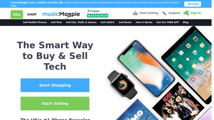 how do companies like musicmagpie make money