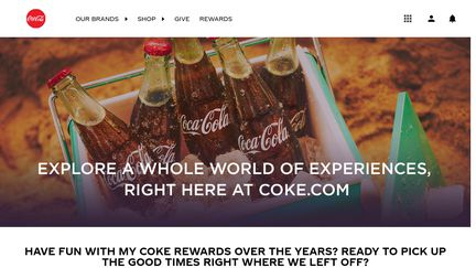 MyCokeRewards Reviews - 346 Reviews of Mycokerewards com