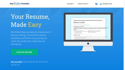 My Perfect Resume Reviews 2 013 Reviews Of