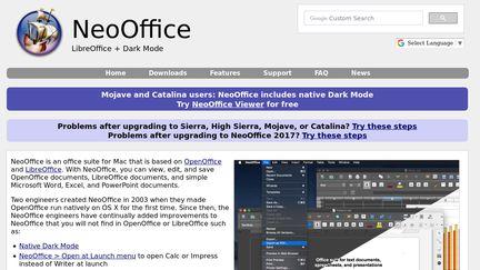 NeoOffice Reviews - 2 Reviews of Neooffice org | Sitejabber