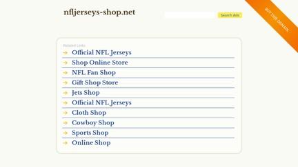 Nfljerseys-shop net Reviews - 5 Reviews of Nfljerseys-shop