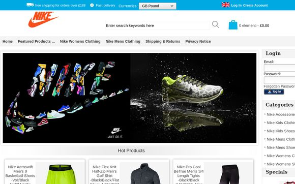 latest online for sale retail prices Nike UK Sale & Nike Outlet & Cheap Nike Online Store Reviews - 1 ...