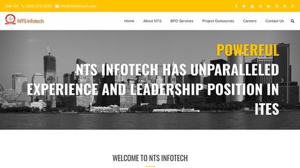 NTSInfoTech Reviews - 3 Reviews of Ntsinfotech com | Sitejabber