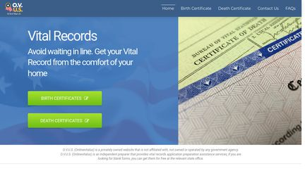 OnlineVitalUS Reviews - 107 Reviews of Onlinevitalus com