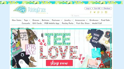 c5a2762d7c8 Paisley Grace Boutique Reviews - 2 Reviews of Paisleygraceboutique.com