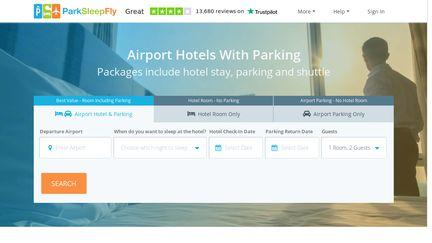 ParkSleepFly Reviews - 6 Reviews of Parksleepfly com