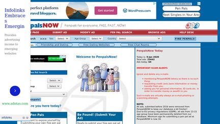 penpalsnow Reviews - 5 Reviews of Penpalsnow com | Sitejabber